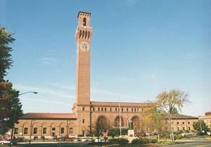 The Waterbury Clock tower